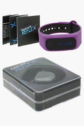 Reflex Unisex Bluetooth 4.0 Silicone Strap Smartwatch - SWD90059PP03