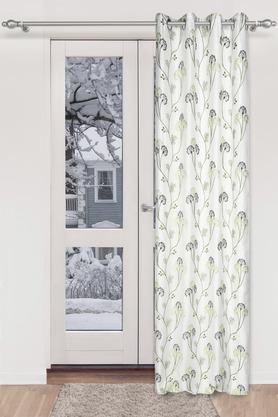 IVY - Green MixDoor Curtains - Main