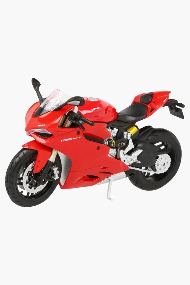 buy maisto boys yamaha suzuki toy bike shoppers stop. Black Bedroom Furniture Sets. Home Design Ideas