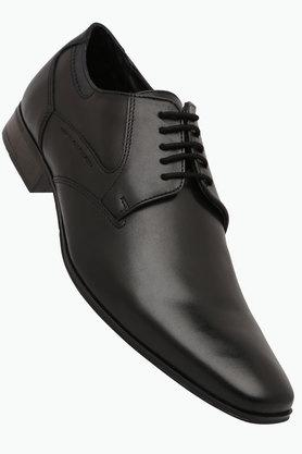 RUOSH Mens Leather Lace Up Formal Shoes