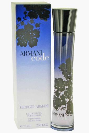 Armani Code Femme - Perfume for Women - 75 ml