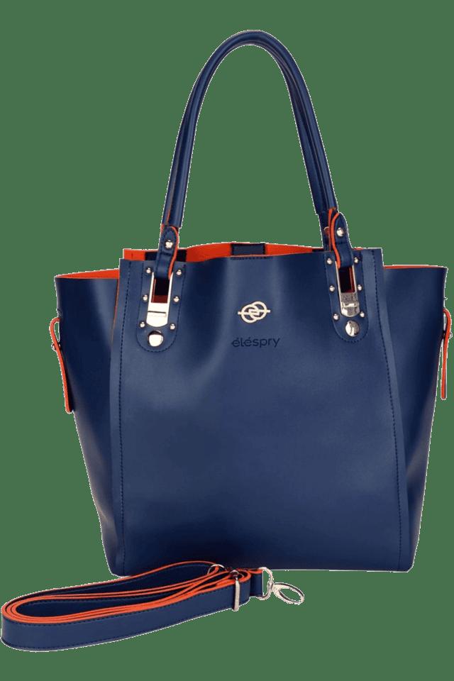 Womens Solid PU Soho Handbag