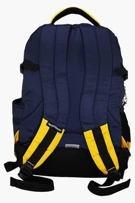 Unisex 2 Compartments Zipper Closure Backpacks