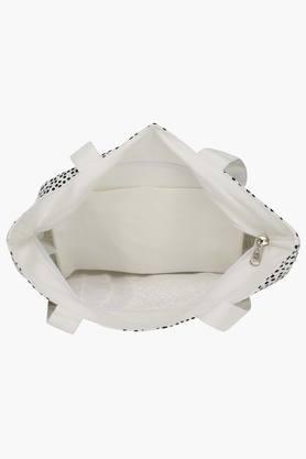 Rectangular Succulent Print Shopping Bag