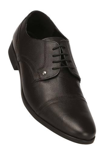 RED TAPE -  Black Formal Shoes - Main
