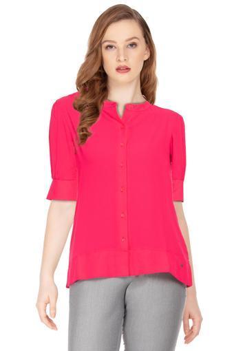 ALLEN SOLLY -  PinkShirts - Main