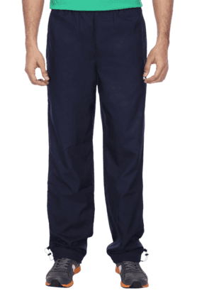 PUMA Mens Peacock Ess Woven Track Pant
