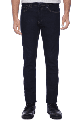UNITED COLORS OF BENETTONMens 5 Pocket Regular Fit Stretch Jeans