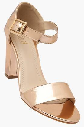 TRESMODE Womens Party Wear Ankle Buckle Closure Heel Sandals - 201583143