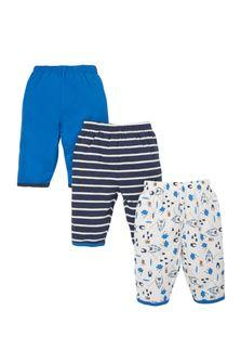 Mothercare Boys Polar Bear Leggings - 3Pk