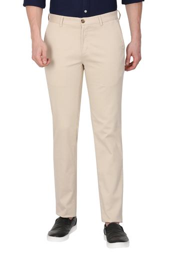 COLOR PLUS -  FawnCargos & Trousers - Main