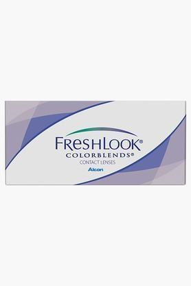 Freshlook Uv Color Blends 2Pack 0 Power Honey
