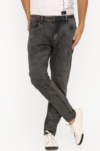 REX STRAUT JEANS -  Dark BrownJeans - Main
