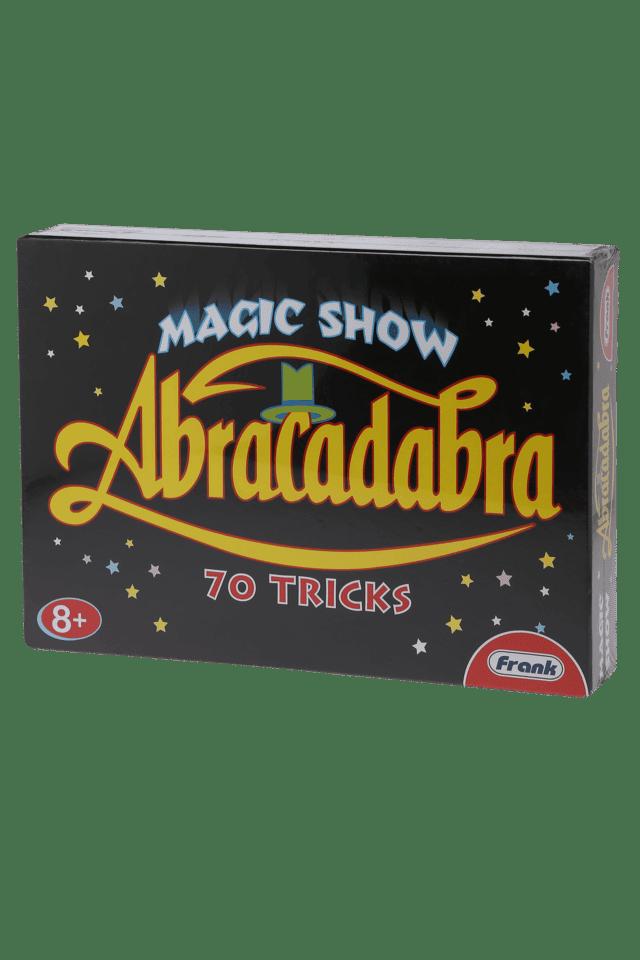 Unisex Abracadabra Magic Tricks Games