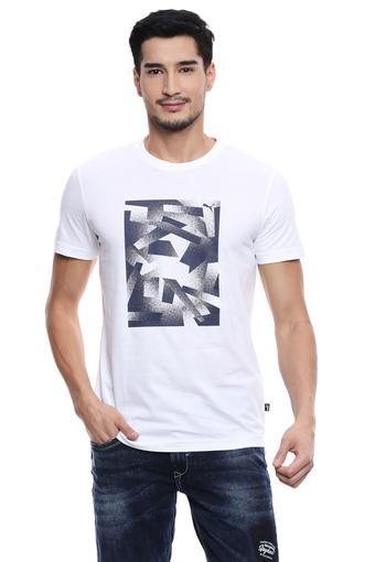 PUMA -  WhiteT-shirts - Main