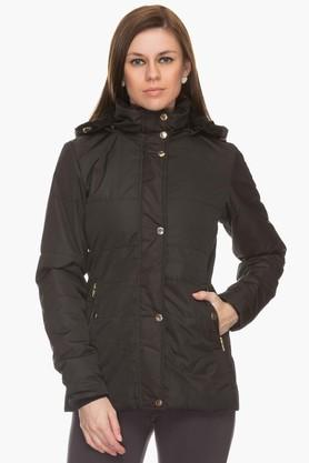 FEMINA FLAUNT Womens Winterwear Casual Jacket