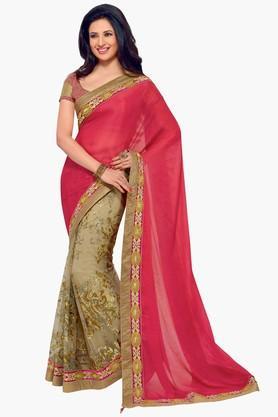 MAHOTSAVWomens Designer Party Wear Saree - 201714054