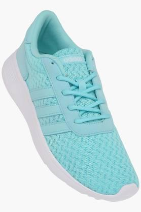 ADIDAS Mens Mesh Lace Up Sports Shoes  ...