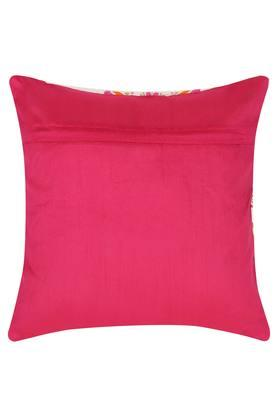 Square Ethnic Embroidered Cushion Cover
