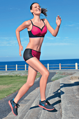 Women Cotton Sports Shorts