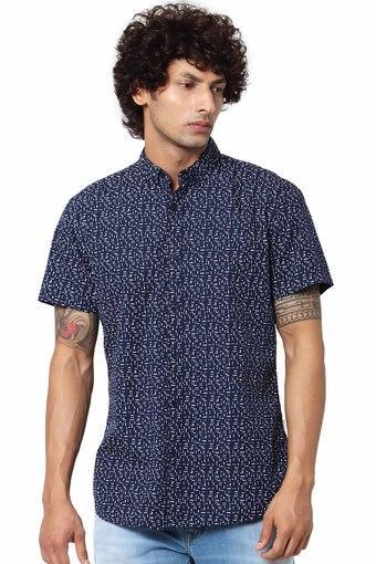 JACK AND JONES -  BlueCasual Shirts - Main