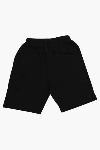 Solid Boy's Shorts