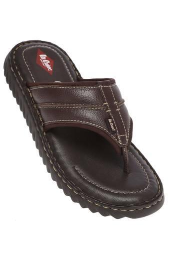 LEE COOPER -  BrownFlip Flops - Main
