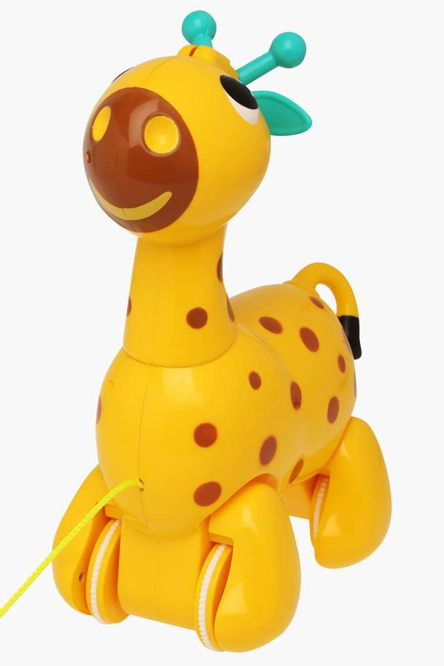 Nico the Giraffe Pull Along Toy