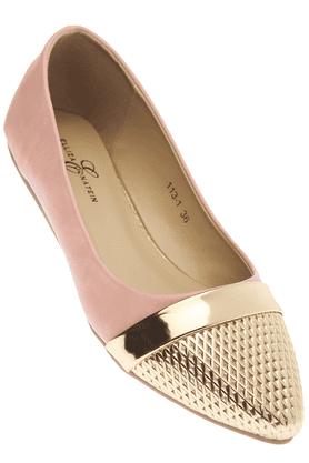 ELLIZA DONATEINWomens Toned Ballerina Shoe