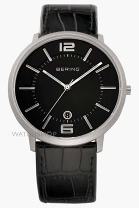 BERINGUnisex Classic Black Round Analogue Watch 11139-409