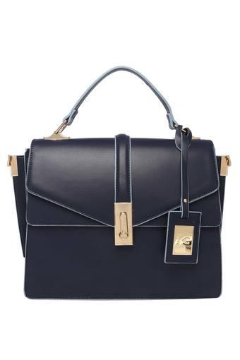 ALLEN SOLLY -  NavyHandbags - Main
