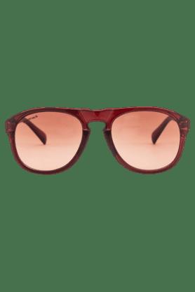 FASTRACKMens Full Rim Wayfarer Sunglasses