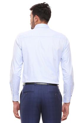RAYMOND - Light BlueFormal Shirts - 1