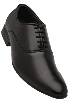 STOP Mens Leather Lace Up Formal Shoe