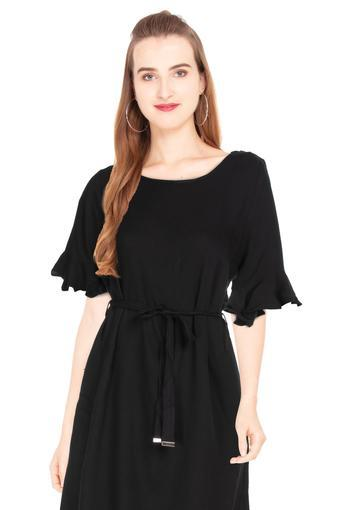 EXCLUSIVE LINES FROM BRANDS -  Black Dresses - Main