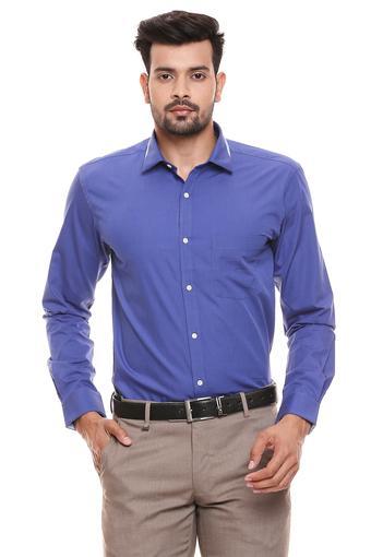 PARK AVENUE -  BlueFormal Shirts - Main
