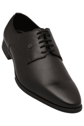 FRANCO LEONE Mens Leather Lace Up Formal Shoe - 200940762