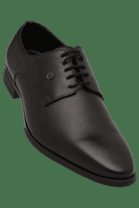 FRANCO LEONEMens Leather Lace Up Formal Shoe - 200940762