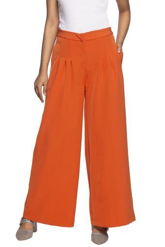 RHESON -  OrangeTrousers & Pants - Main
