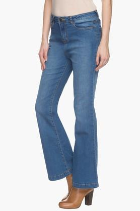 Womens Flared Jeans