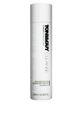TONI AND GUY Cleanse Shampoo For Advanced Detox 250 Ml