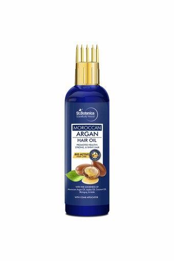 ST. BOTANICA - Hair Oils & Serums - Main