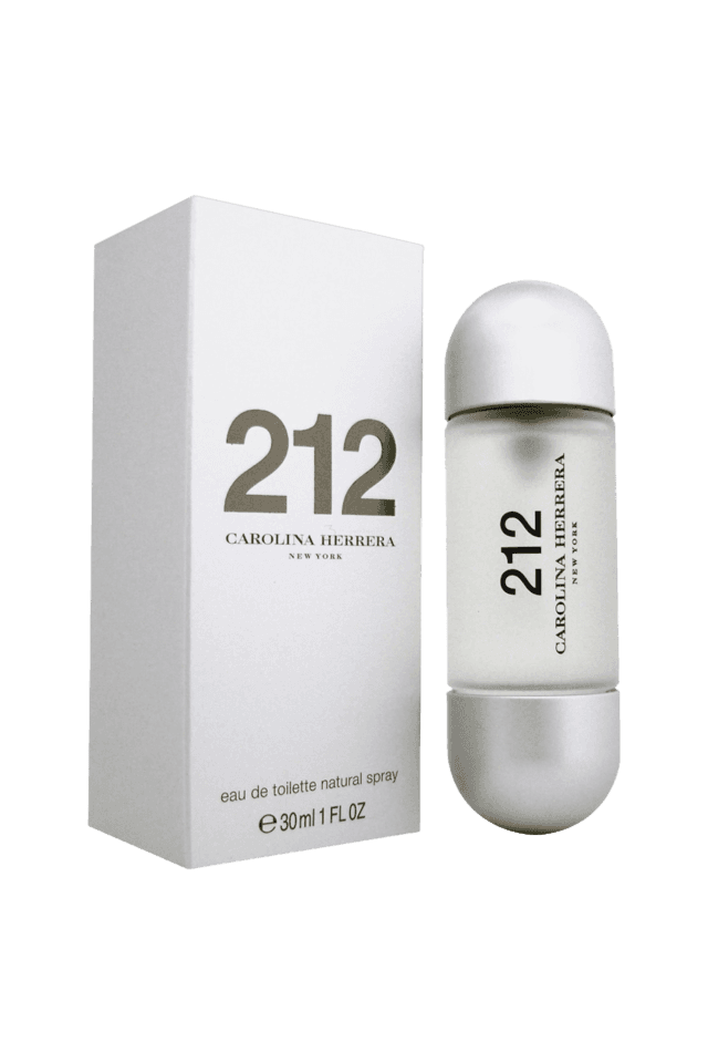 212 EDT 30 Ml for her