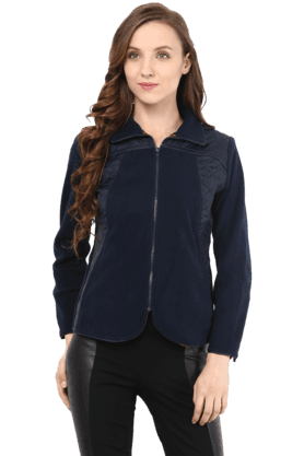 THE VANCA Women Polar Fleece Jacket - 200335706_9308