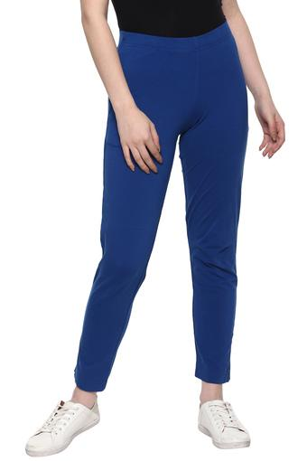 GO COLORS -  Royal BlueJeans & Leggings - Main