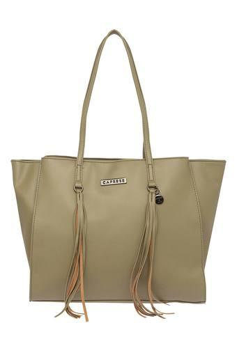 CAPRESE -  Green Handbags - Main