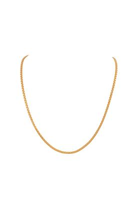 WHP JEWELLERS Mens Yellow Gold Chain GCHD15071025