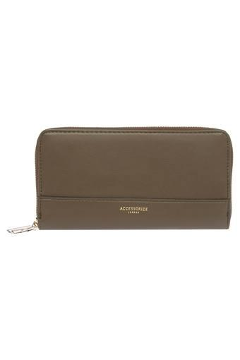 ACCESSORIZE -  OliveWallets & Clutches - Main