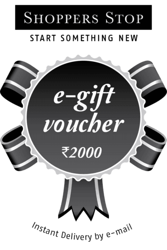 SHOPPERS STOP GIFT VOUCHERS -  No Colour E Gift Vouchers - Main