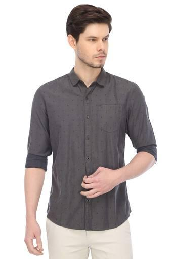 WRANGLER -  Grey Shirts - Main